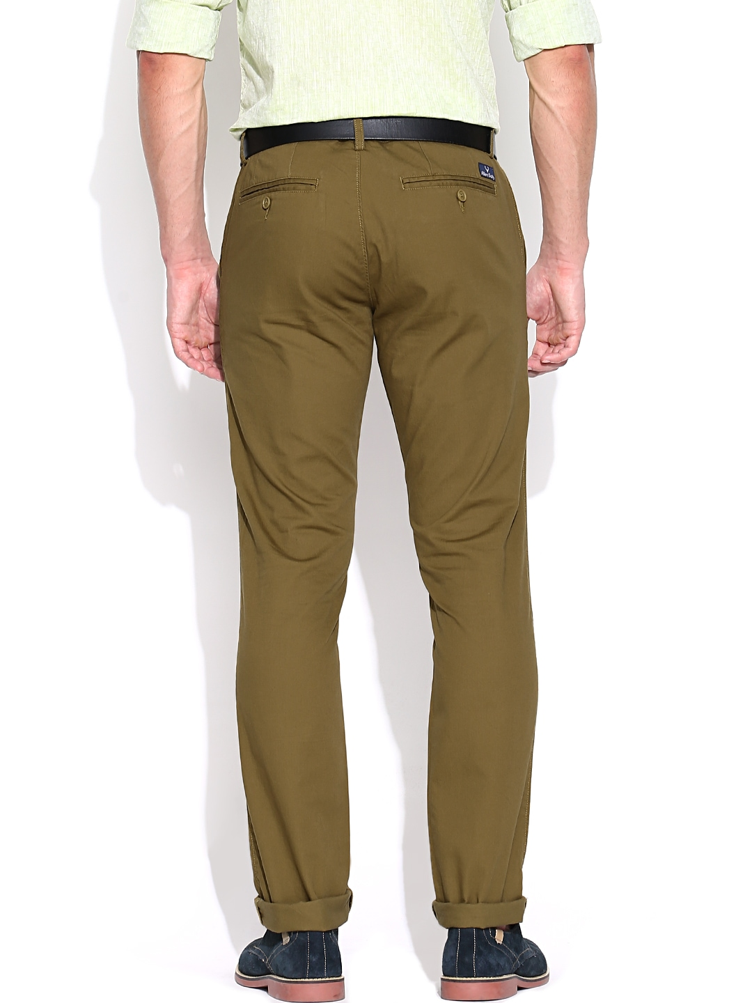 Details about Men's Smart Slim Fit Trousers Work Formal Wool Office PantsSeller Rating: % positive.