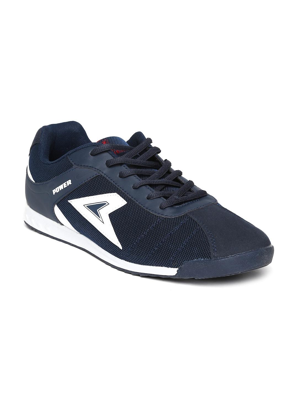 Myntra Power by Bata Men Navy Craze Sports Shoes 761883 ...