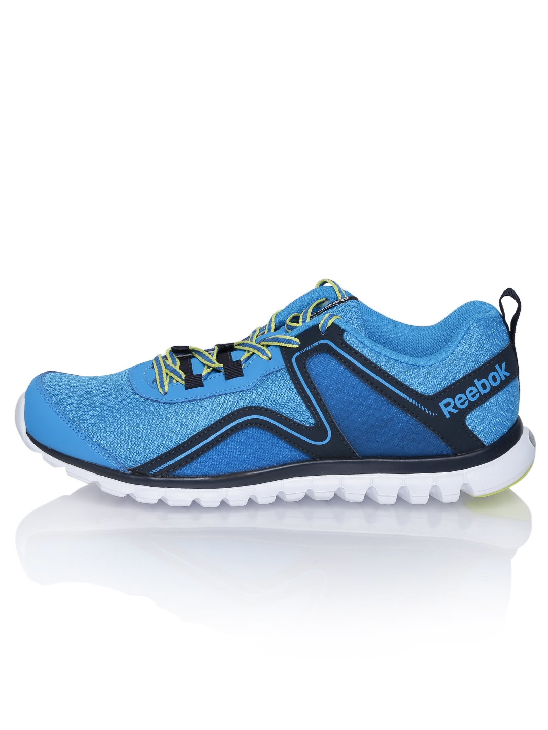 Men S Reebok Sublite Escape   Running Shoes