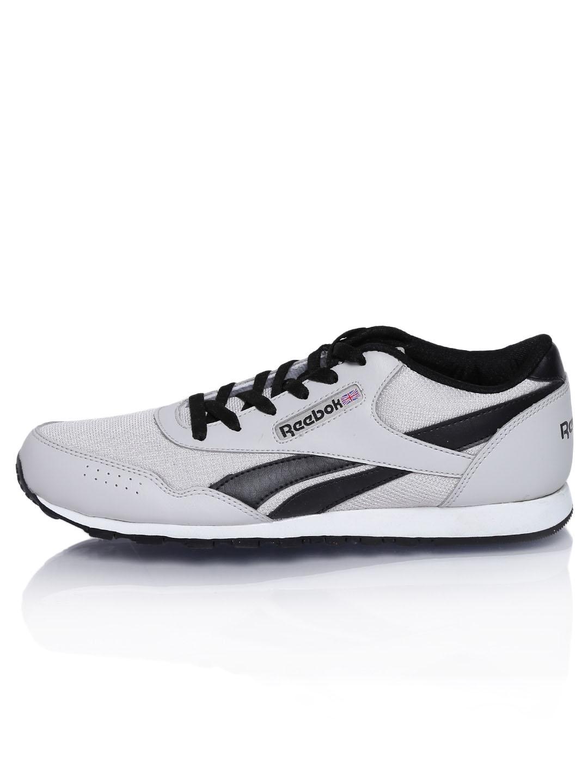 myntra reebok classic grey proton 2 0 lp sports shoes
