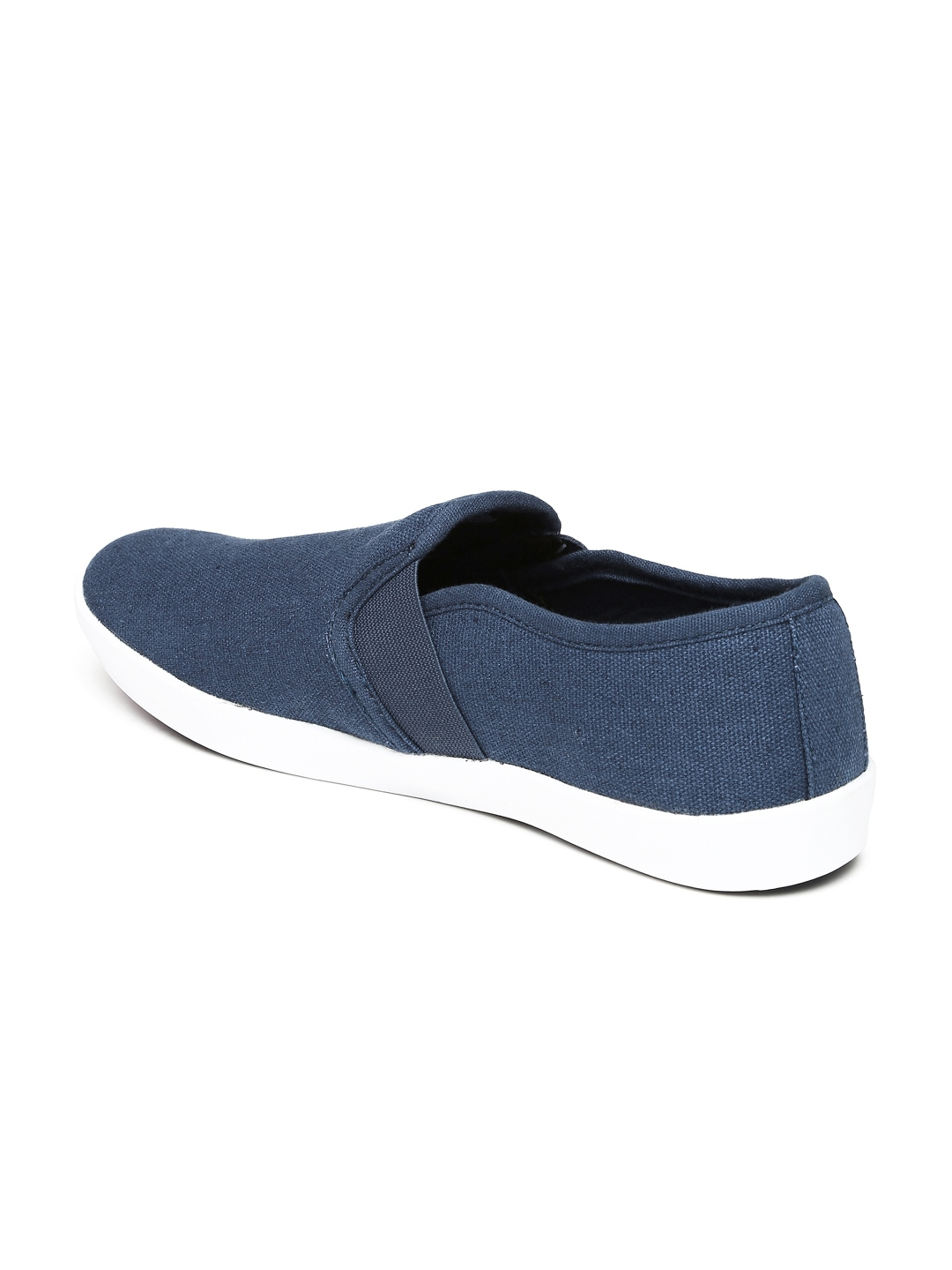 myntra roadster navy canvas shoes 763987 buy myntra