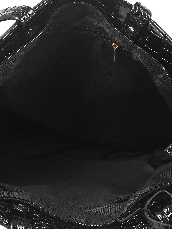 myntra atmosphere black handbag 764369 buy myntra atmosphere handbags at best price online. Black Bedroom Furniture Sets. Home Design Ideas