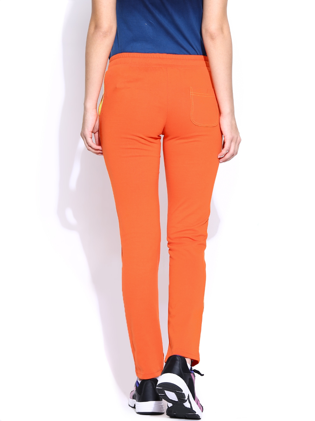 New Escada Casual Pants In Orange  Lyst