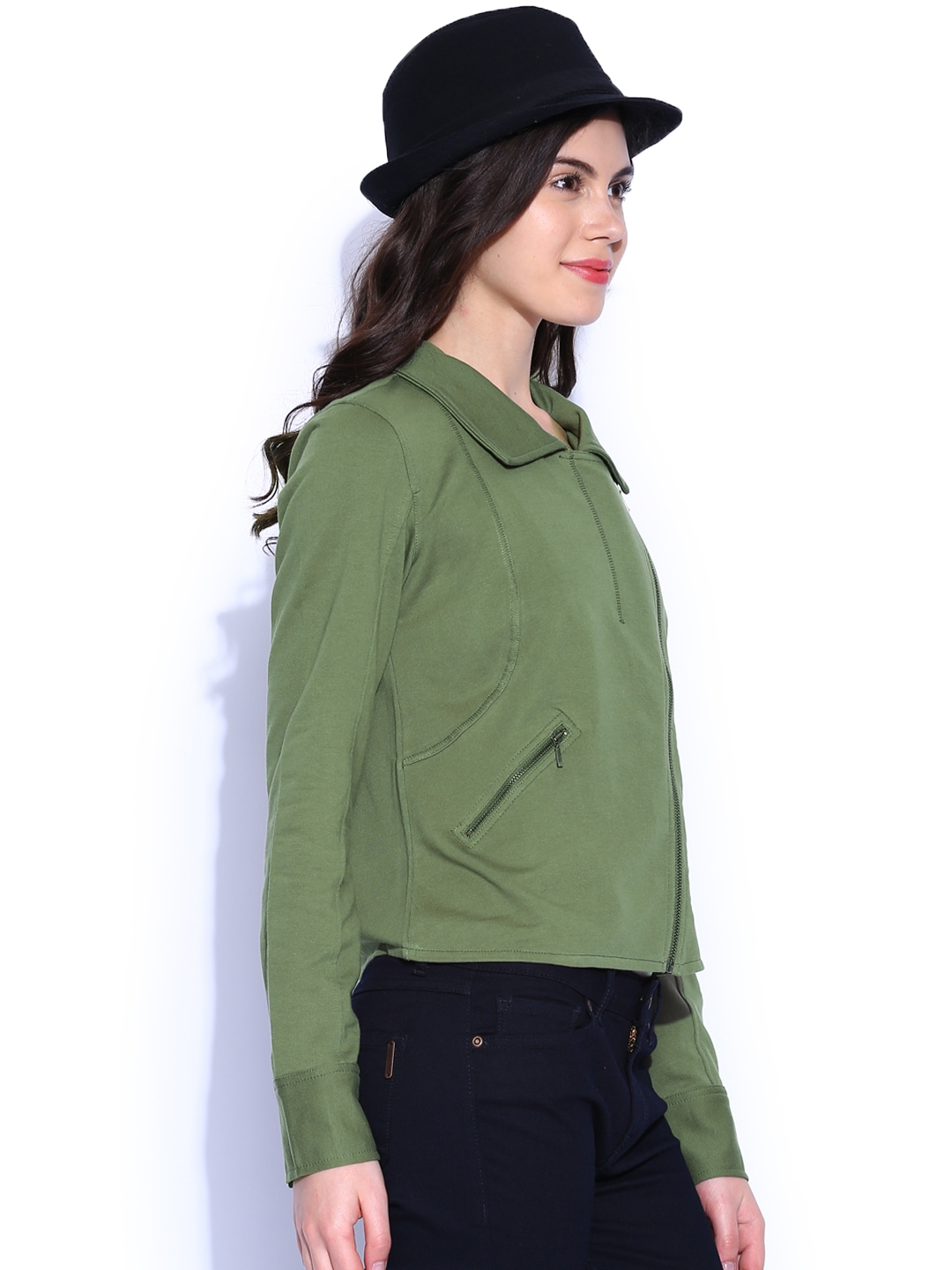 Free shipping BOTH ways on Coats & Outerwear, Olive, Women, from our vast selection of styles. Fast delivery, and 24/7/ real-person service with a smile. Click or call