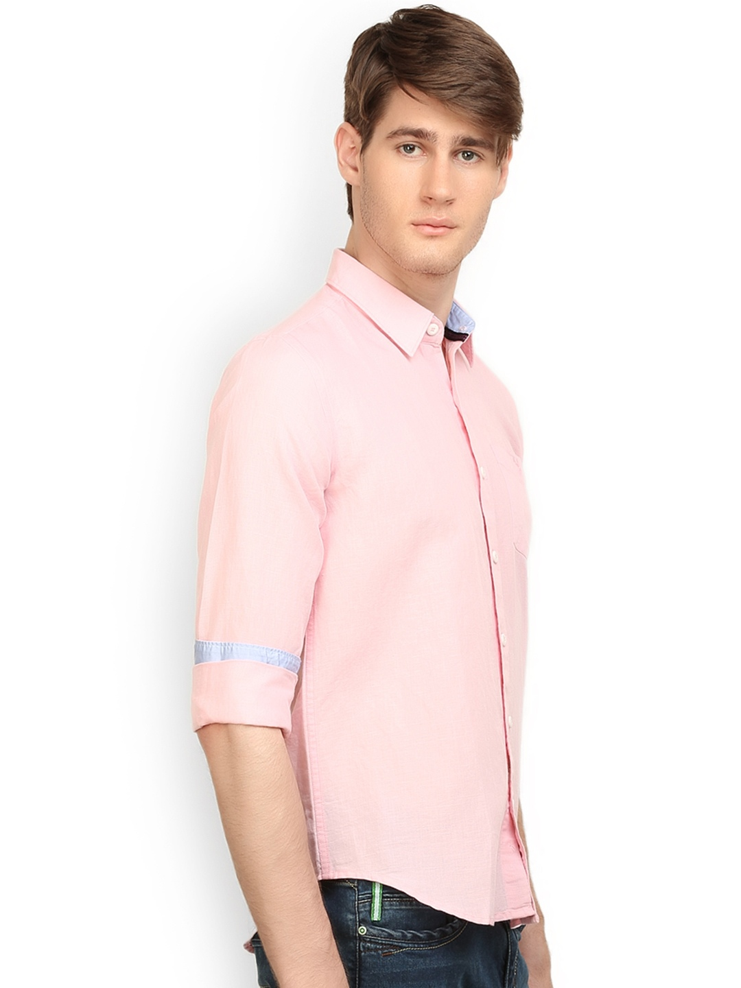 Pink Dress Shirts for Men at Macy's come in a variety of styles and sizes. Shop top brands for Men's Dress Shirts and find the perfect fit today. Macy's Presents: AlfaTech by Alfani Men's Slim Fit Bedford Cord Dress Shirt, Created For Macy's.