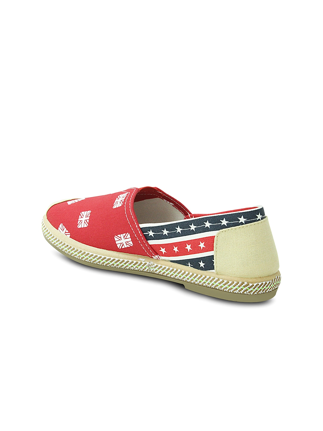 Printed Canvas Shoes Buy Online