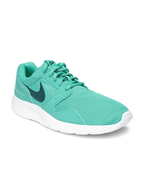myntra nike green kaishi casual shoes 790829 buy