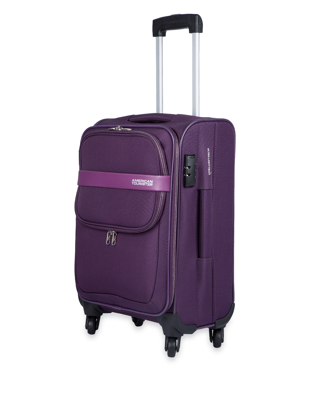 how to set number lock in american tourister suitcase