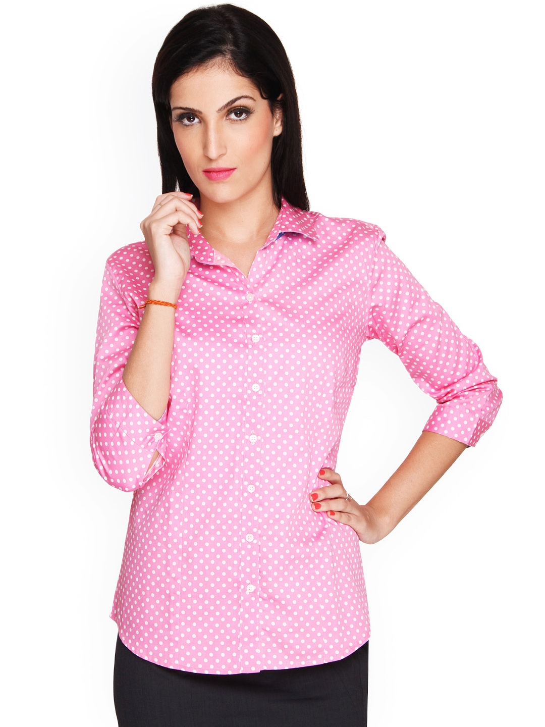 Best prices on Pink polka dot blouse in Women's Shirts & Blouses online. Visit Bizrate to find the best deals on top brands. Read reviews on Clothing & Accessories merchants and buy with confidence.