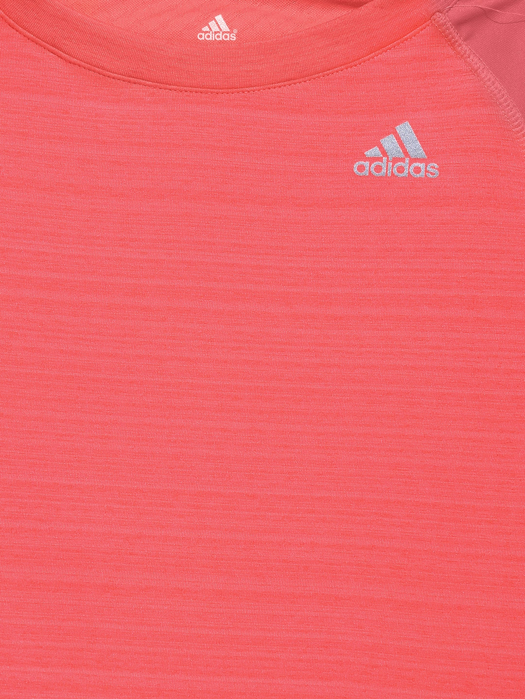 Adidas Neon t Shirts Adidas Neon Pink sn S-s w