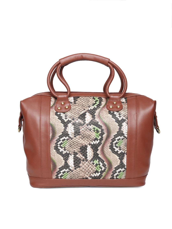 Innovative Women Sale Clearancesale Van Heusen Woman Tan Brown Sling Bag