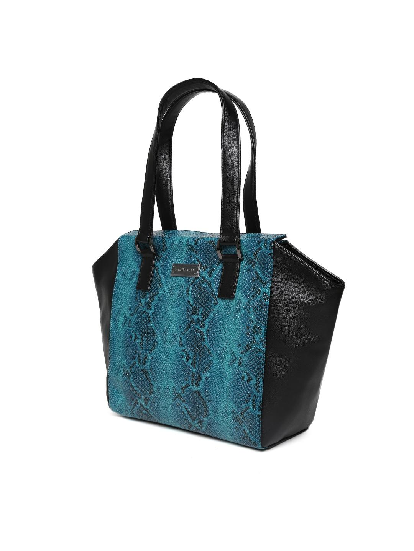 Awesome Van Heusen Woman Black Shoulder Bag 804810  Buy Myntra Van Heusen