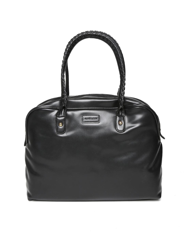 Popular Van Heusen Woman Black Shoulder Bag 804810  Buy Myntra Van Heusen