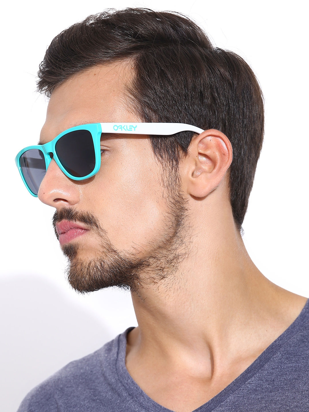 Pink Oakley Sunglasses for Kids at SmartBuyGlasses India