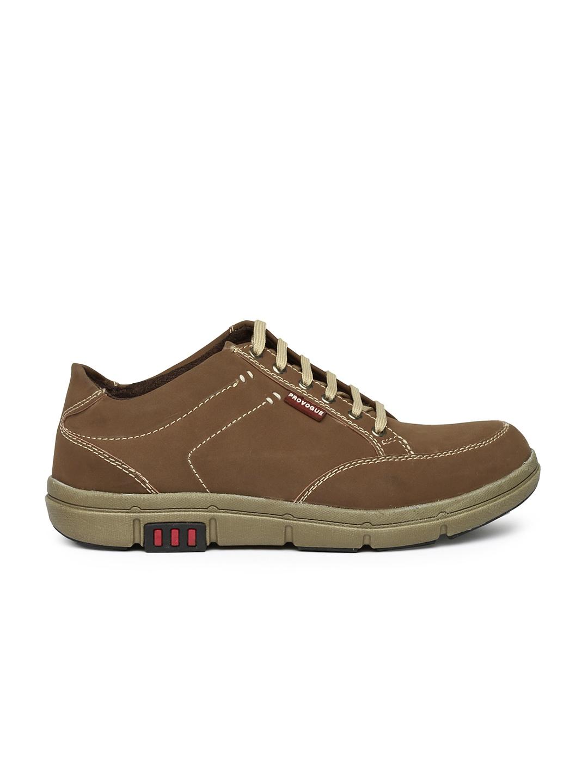 myntra provogue brown casual shoes 814767 buy myntra