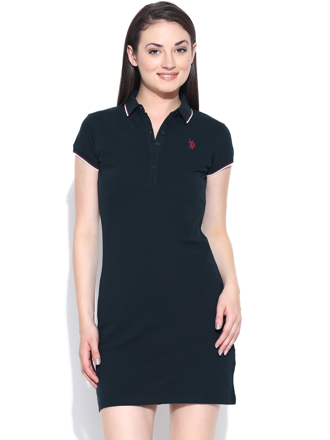 H M Polo Shirt Womens