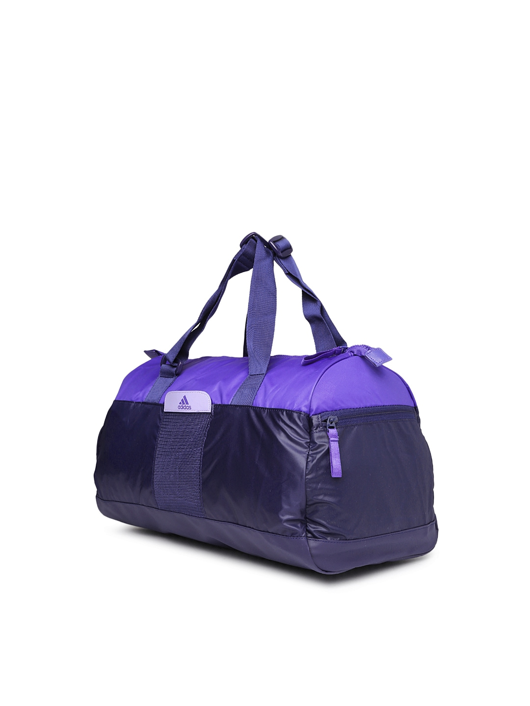 Model Adidas Women Blue Duffle Bag 819657  Buy Myntra Adidas Duffle Bag