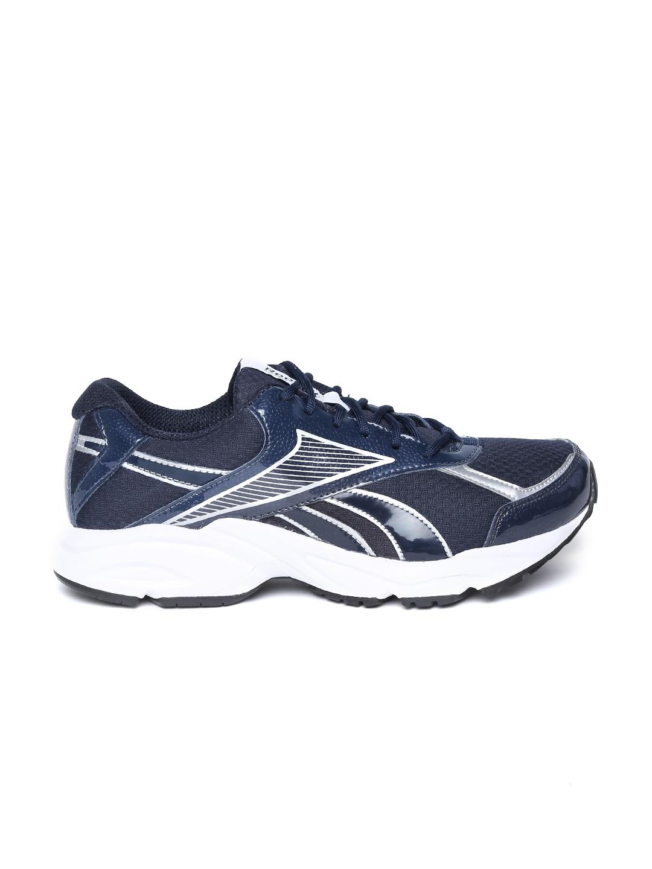 myntra reebok navy lp running shoes 819737 buy