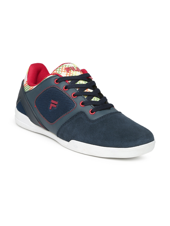myntra fila navy casual shoes 825908 buy myntra fila