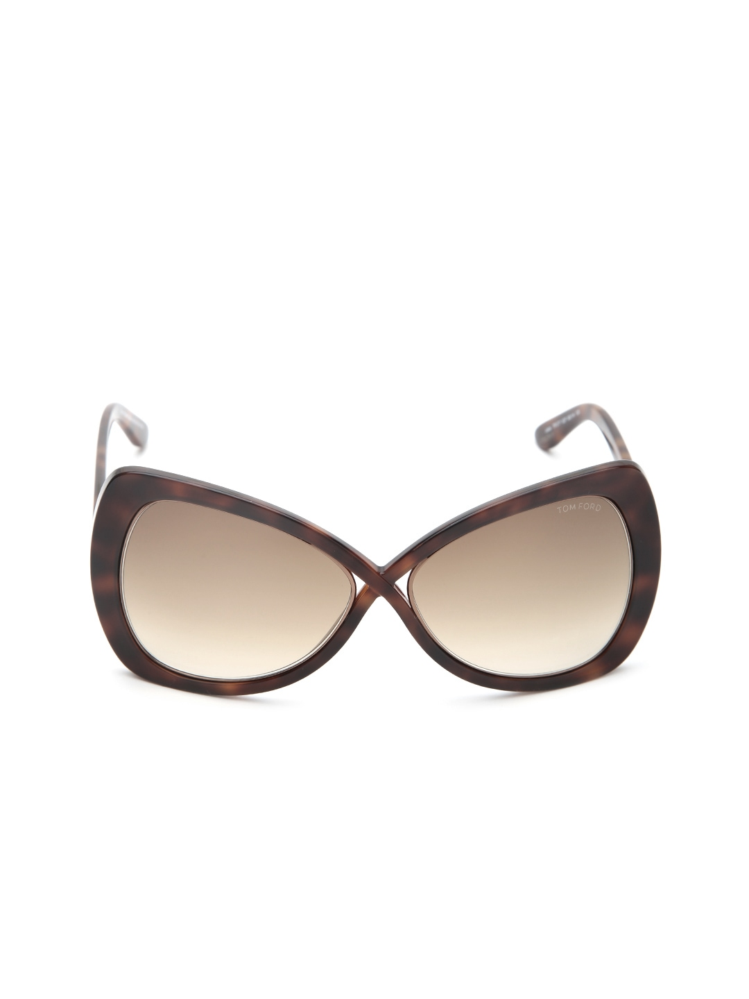 myntra tom ford oversized sunglasses tf0277 52f