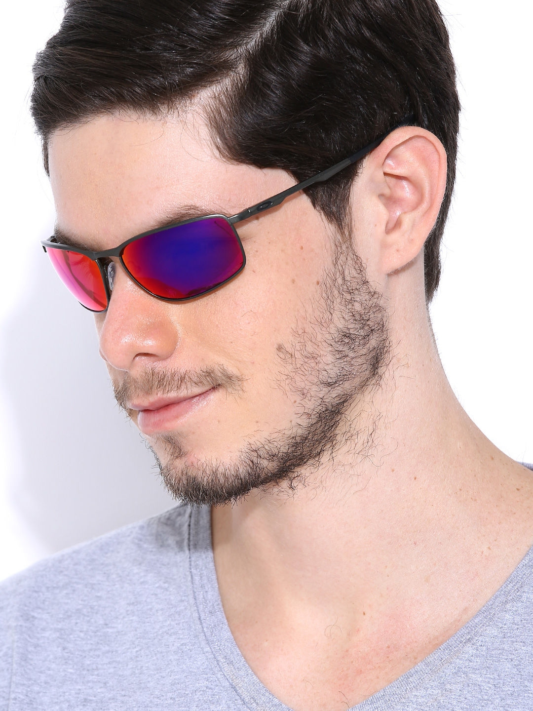 oakley why 8  Buy OAKLEY Conductor 8 Men Mirrored Rectangle Sunglasses 0OO4107 ...