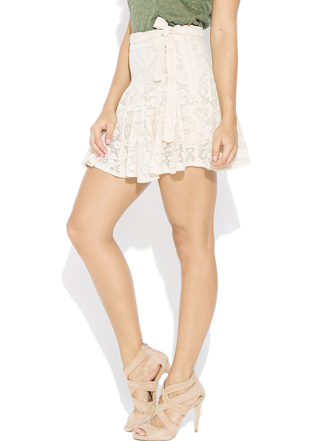 Find cream lace skirt and top at ShopStyle. Shop the latest collection of cream lace skirt and top from the most popular stores - all in one place.