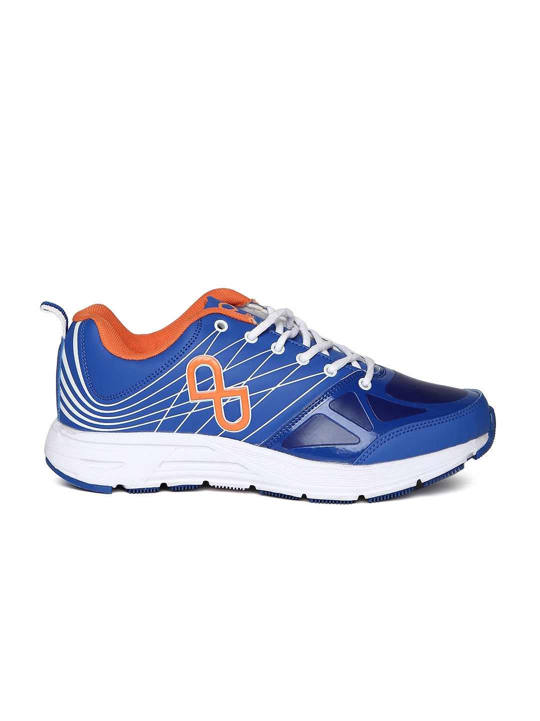 myntra play blue active speed sports shoes 844237