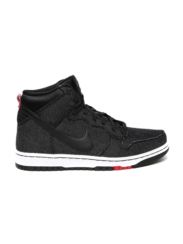myntra nike black dunk cmft casual shoes 844633 buy
