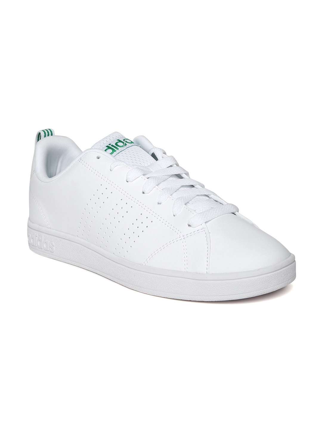 adidas neo shoes white