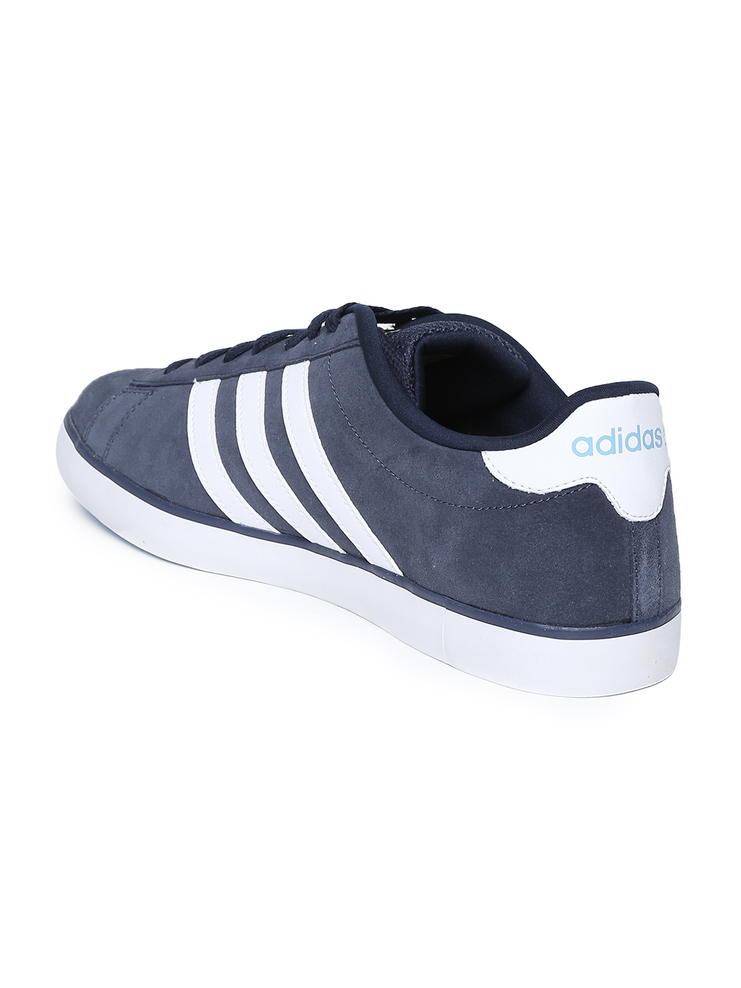 Adidas Neo Derby Vulc Navy Blue Sneakers