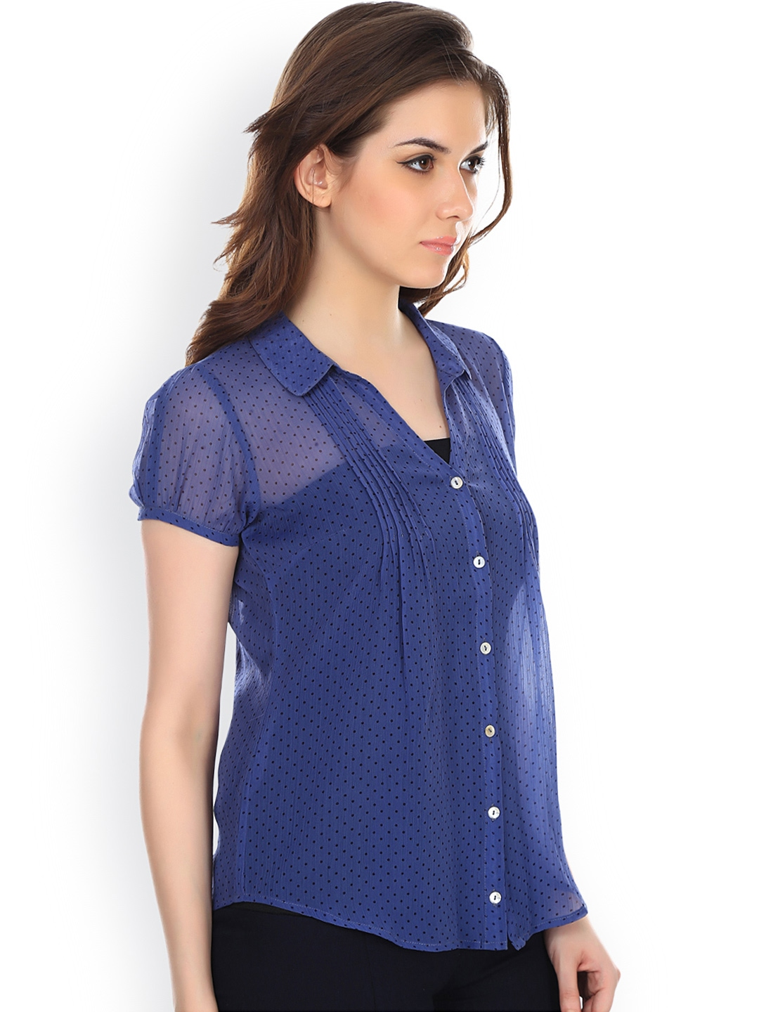 Find great deals on eBay for blue sheer shirt. Shop with confidence.