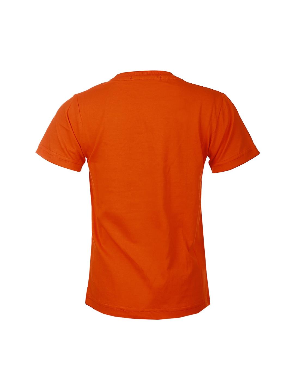 Myntra lumber boy orange printed t shirt 854581 buy for Boys printed t shirts