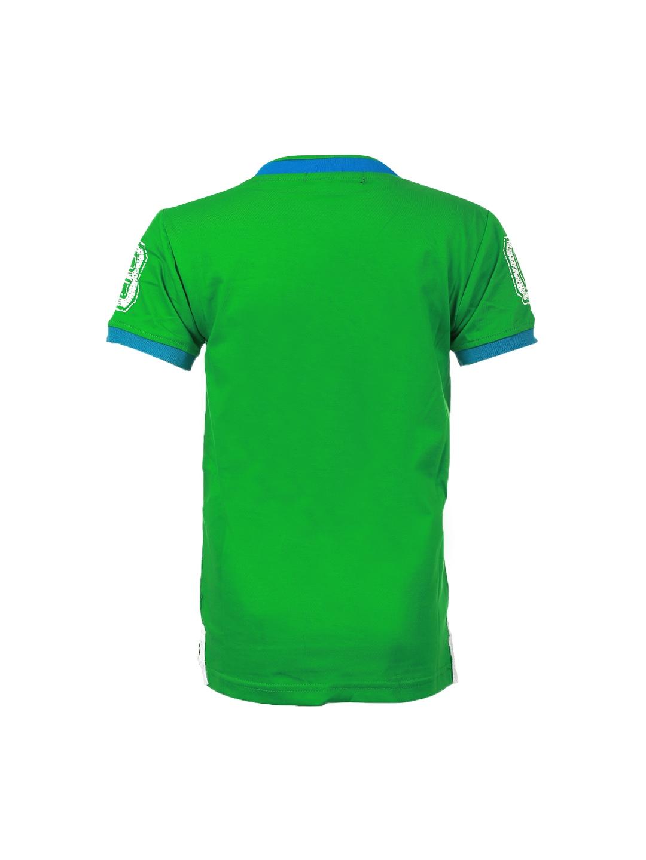 Myntra lumber boy green printed t shirt 854659 buy for Boys printed t shirts