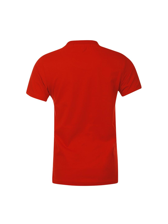Myntra lumber boy red printed t shirt 854702 buy myntra for Boys printed t shirts