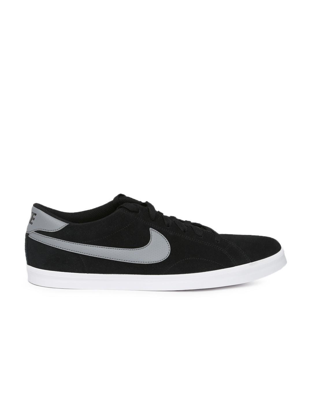myntra nike black eastham casual shoes 857260 buy