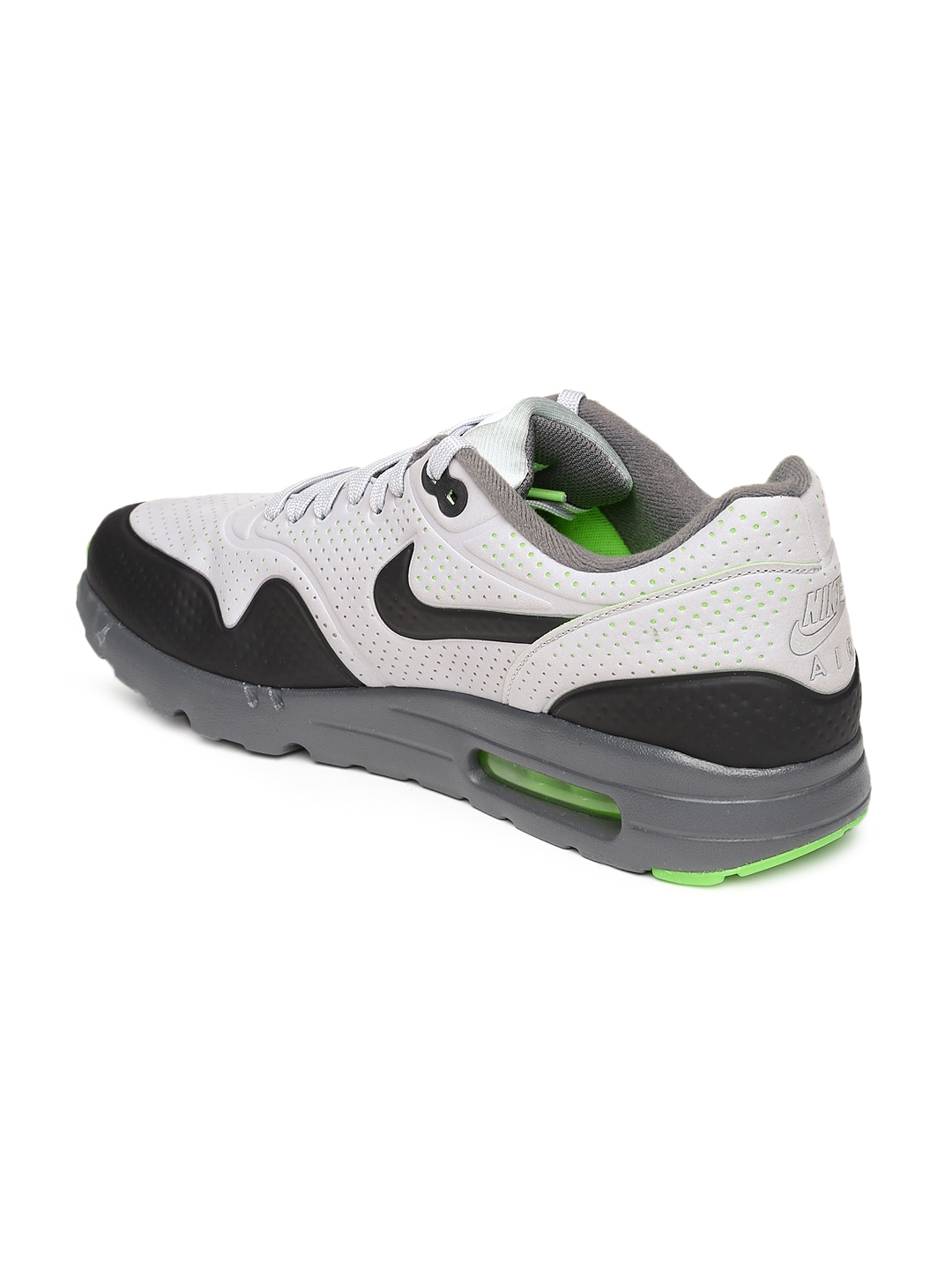myntra nike grey air max 1 ultra moire casual shoes