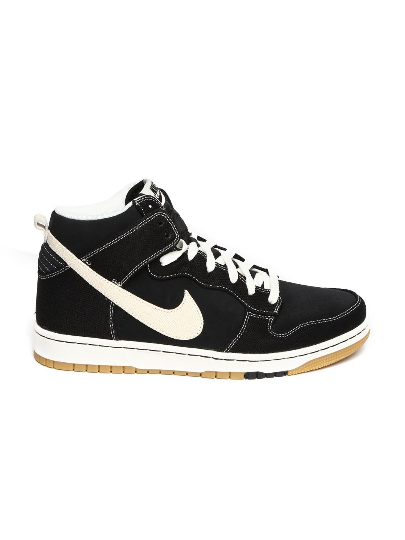 myntra nike black dunk cmft casual shoes 857290 buy