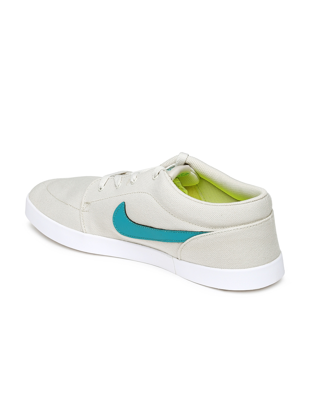 myntra nike beige voleio cnvs casual shoes 857293