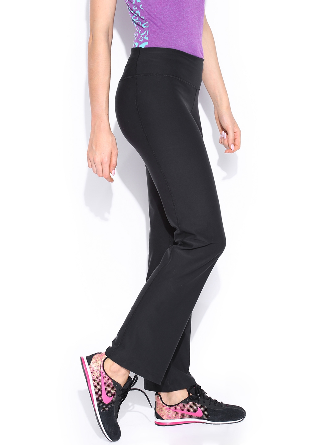 Brilliant Buy Nike Black Jersey NSW Track Pants  293  Apparel For Women