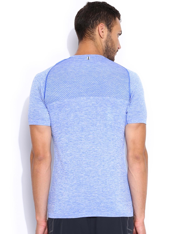 Myntra nike blue dri fit t shirt 857813 buy myntra nike for Nike t shirt price