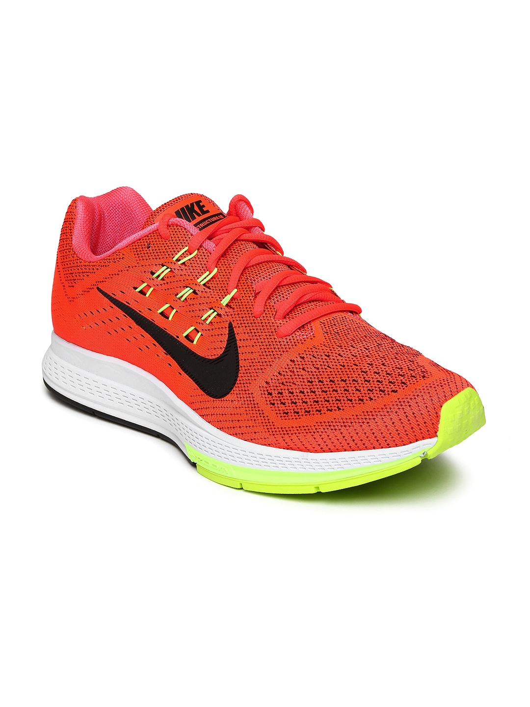 Men S Neon Running Shoes