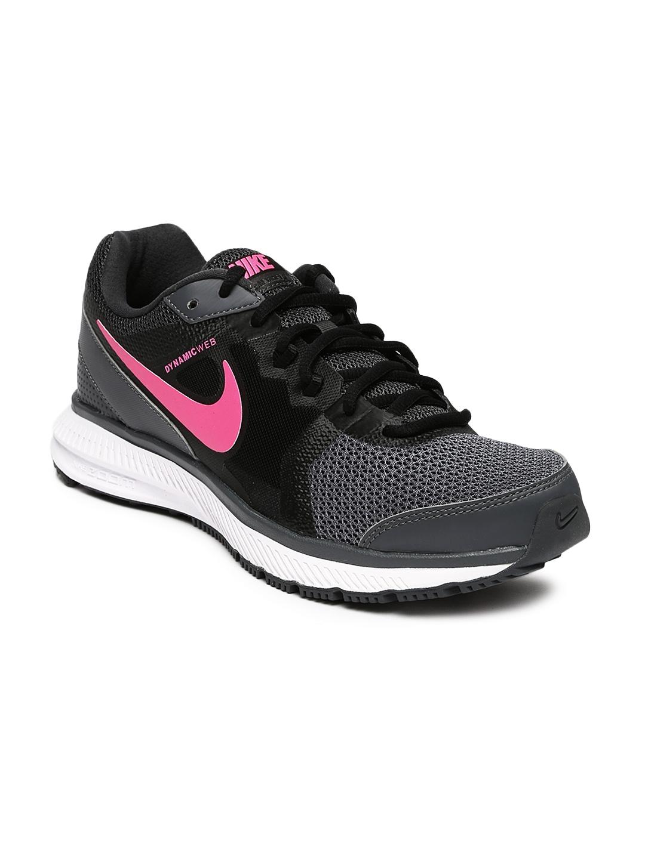 shopping nike sports shoes 28 images myntra nike grey