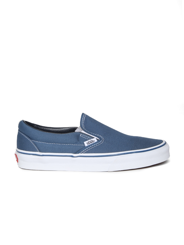 myntra vans unisex blue casual shoes 870178 buy myntra