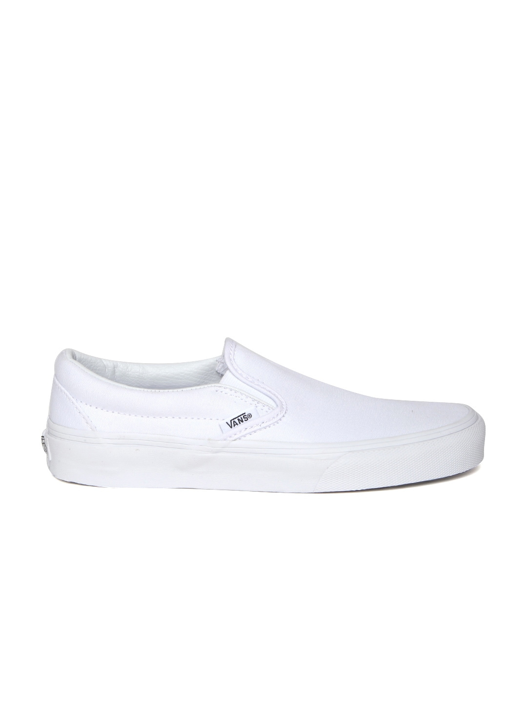 myntra vans unisex white canvas shoes 870179 buy myntra