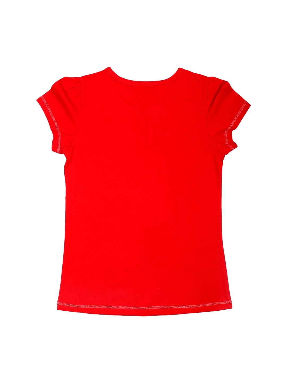 Myntra Campana Girls Red Lace T Shirt 873520 Buy Myntra