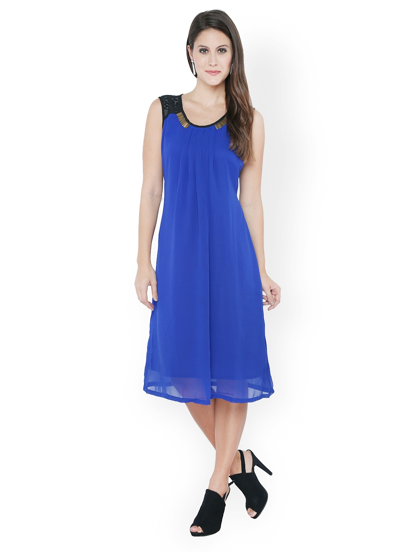 Popular Buy The Vanca Black High Low Dress  Dresses For Women  Myntra