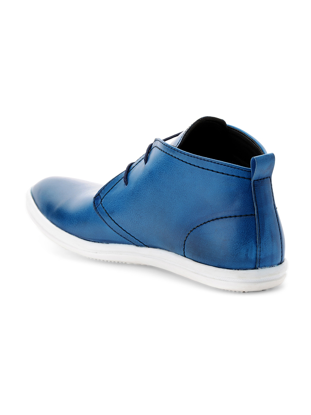 myntra bruno manetti blue casual shoes 880470 buy