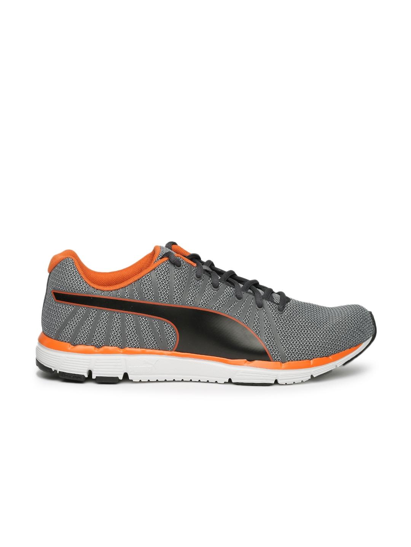 Myntra PUMA Men Grey Bravery 2 Running Shoes 901698 | Buy ...