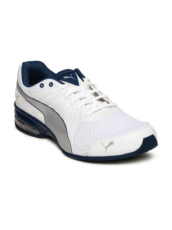 puma mercedes shoes myntra