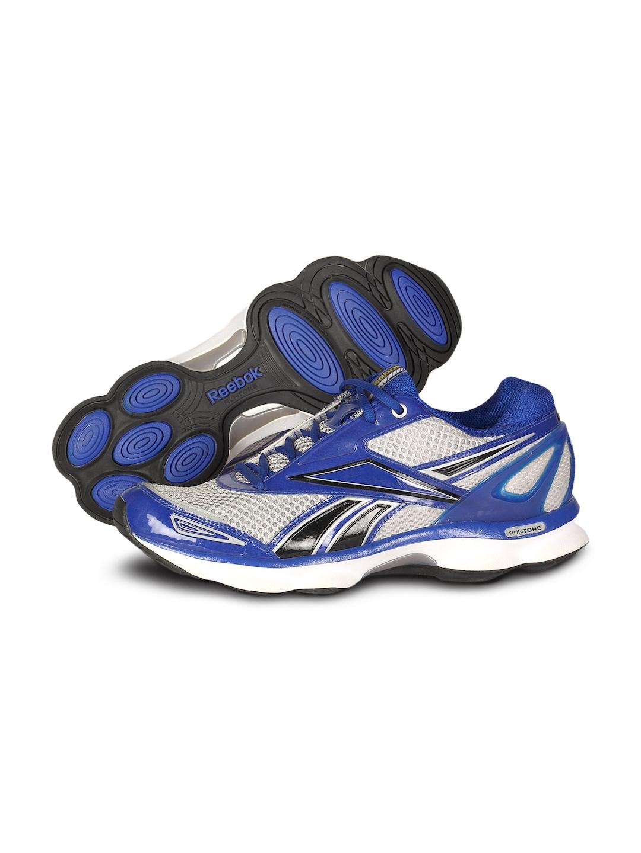myntra reebok s runtone silver shoe 4173 buy